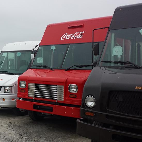 Walk-In & Cargo Van